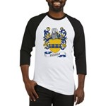 Vernon Coat of Arms Baseball Jersey