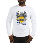 Vernon Coat of Arms Long Sleeve T-Shirt