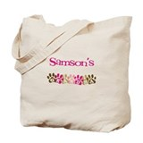 Samson's Grandma Tote Bag