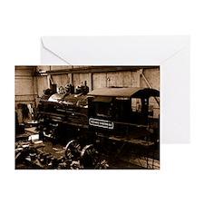 Nevada Northern Steam Engine: Greeting Cards (10)