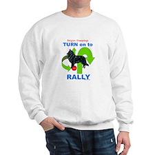 Belgian Sheepdog RALLY Sweatshirt