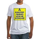Radiation Therapy Fitted T-Shirt