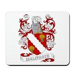 Walworth Coat of Arms Mousepad