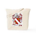 Walworth Coat of Arms Tote Bag