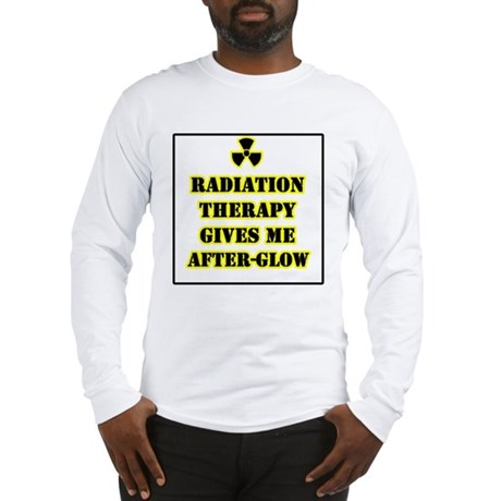 Radiation Therapy Long Sleeve T-Shirt