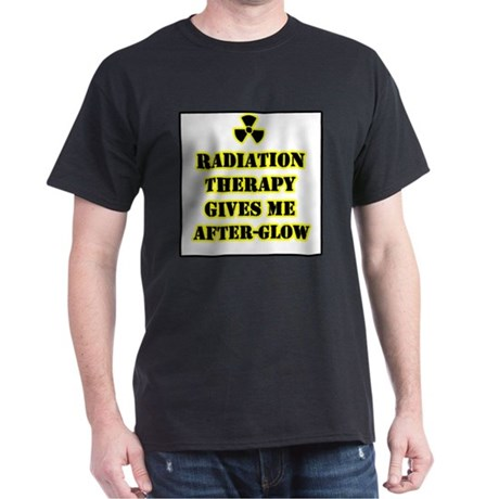 Radiation Therapy Dark T-Shirt