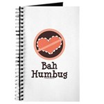 Anti-Valentines Bah Humbug Journal