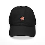 Anti-Valentines Bah Humbug Black Cap