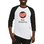Anti-Valentines Bah Humbug Baseball Jersey