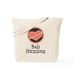 Anti-Valentines Bah Humbug Tote Bag