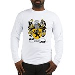 Wells Coat of Arms Long Sleeve T-Shirt