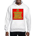 Radiation Therapy Hooded Sweatshirt