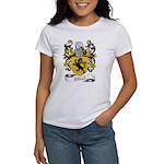 Wells Coat of Arms Women's T-Shirt