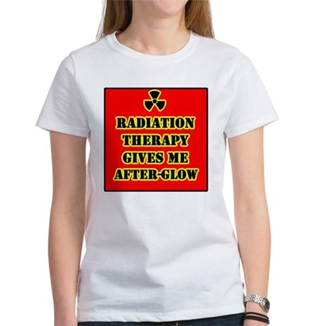 Radiation Therapy Women's T-Shirt