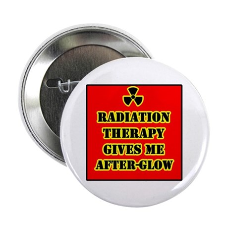 "Radiation Therapy 2.25"" Button"