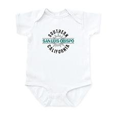 San Luis Obispo CA Infant Bodysuit