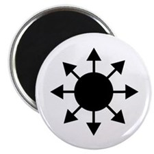 Chaos Theory Magnet