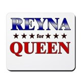REYNA for queen Mousepad