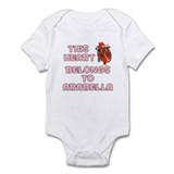 This Heart: Arabella (C) Onesie