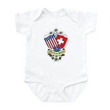 Swiss Shop Infant Bodysuit