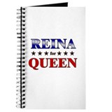 REINA for queen Journal