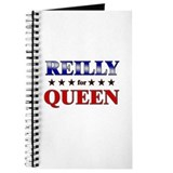 REILLY for queen Journal