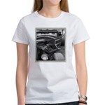BURN OUT CHAMP Women's T-Shirt
