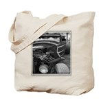 BURN OUT CHAMP Tote Bag