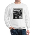 BURN OUT CHAMP Sweatshirt