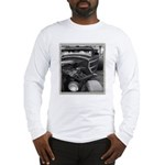 BURN OUT CHAMP Long Sleeve T-Shirt
