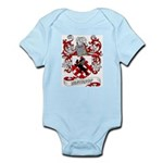 Winthrop Coat of Arms Infant Creeper