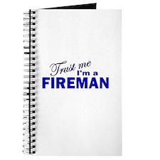 Trust Me I'm a Fireman Journal