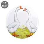 White Chinese Geese 3.5