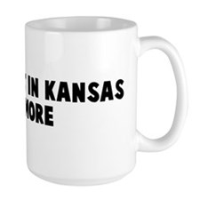We are not in kansas anymore Mug