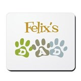 Felix's Dad Mousepad
