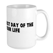 Today is the first day of the Mug