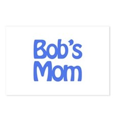 Bob's Mom Postcards (Package of 8)