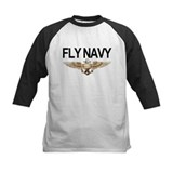Fly Navy Wings Tee