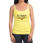 Fly Navy Wings Jr. Spaghetti Tank
