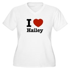 I love Hailey T-Shirt