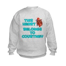 This Heart: Courtney (B) Sweatshirt