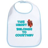 This Heart: Courtney (B) Bib