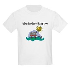 I'd Rather be with Pappou T-Shirt