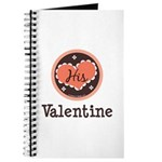 His Valentine Valentine's Day Journal