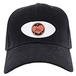 His Valentine Valentine's Day Black Cap