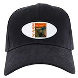 The Scream Baseball Hat