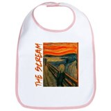 The Scream Bib