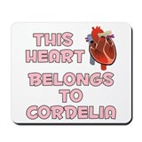 This Heart: Cordelia (C) Mousepad