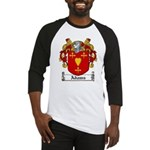 Adams Family Crest Baseball Jersey