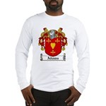 Adams Family Crest Long Sleeve T-Shirt